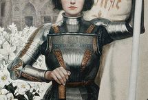 jeanne d'Arc warrior woman