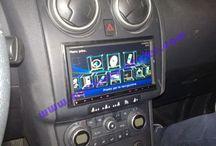 Nissan Qashqai / Board di installazioni di accessori audio, video, sicurezza e navigazione su Nissan Qashqai