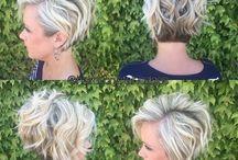 vlasový styling