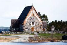 Suomen keskiaikaiset kirkot