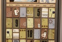 Calendar Crafts / by Lisha Denny