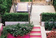 Terraced garden design inspiration / Looking for ideas for our Bristol terraced garden
