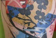 Pop surrealisme, tegninger og andet... / Forskellige udtryk af pop-surrealisme
