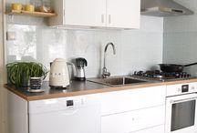 Talo keittiö
