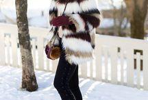 Winter warrobe