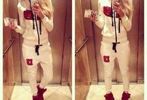spodnie dresowe xD