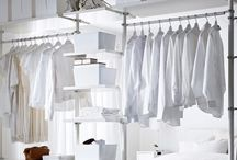 Ideas para tender la ropa en cuartos de lavado pequeño