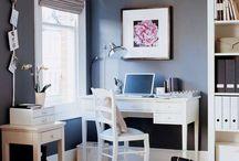 Home office / by Melissa Jonland