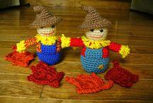 crochet autumn