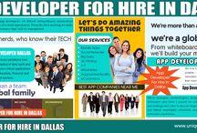 App Developer For Hire In Dallas