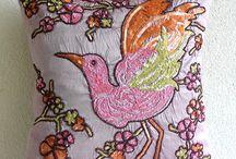 Bird Pillows/Cushions