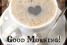 Good Morning / by Chris Blue