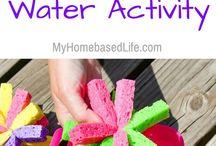 Δραστηριότητες με νερό