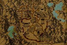 Mapa Hearthglen