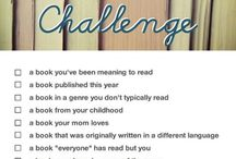 2015 Reading Challenge / by Livia Morales