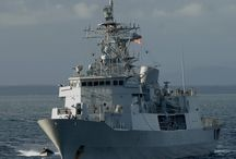 Warships / Warships, Old and New