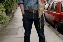 Men's fashion / by Heather Watkins-Thornton