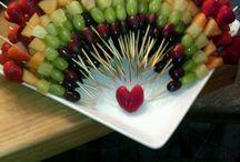 Σουβλάκι φρούτα