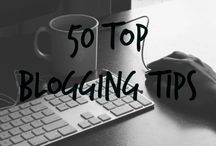 Blogging Tips / A collection of blogging tips, freebies and how-to's in order to help with blogging.