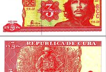 Che and Cuba / It has been remarked that Che has beeen beatified in Cuba - his image dominates every day life in Cuba to this day.