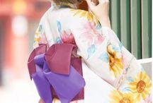 和服を流行らせる会 / もっと気軽に和服を着て外に出たい。そのためには和服を着ていることが普通の世界を作ろう!