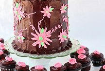 Cakes and cupcakes  / by Jessica Bailey