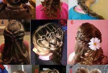 Peinados / Niñas