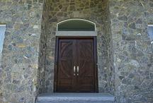 Craftsman Front Door Design