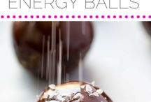 Shweddy Balls and other energy boosters