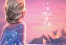 Disney frozen / The film FROZEN is my life. I like this film because some many people tried to make it.