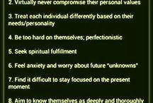 INFJ personality