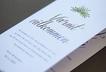 Bröllop festprogram