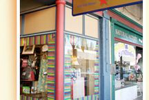 Downtown Grass Valley Shops and Services / We love our downtown!  Find these stores all within walking distance of our coffee shop.  We are trying to add a few at a time, so if your store isn't listed, look for it soon!