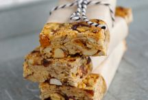 Batoniki zdrowe i ciasteczka
