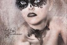 Art by Roxanne / Conceptual Portraiture