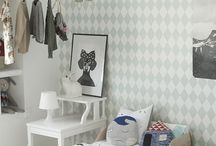 kids room / interior, furniture