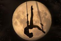 Man In The Moon.......... / by Dreme Davis