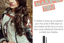 Fashion & Beauty Tips / MakeUp and Fashion Tips that will leave you with the perfect look.