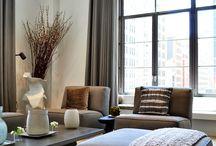 interiors / interiors, modern, colour, elegance