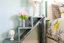 decorating ideas / by Marcy Hart