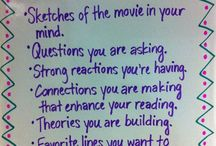 Anchor Charts / by Cheryl Rister