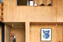 Using Plywood As A Finish / An under-rated material that is beautiful in its own right.