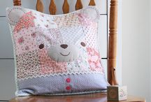 cute cushions / by nat donnelly
