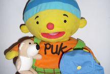 Uk en Puk - Knuffels