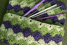 Crochet and Knitting / by Sue Cole
