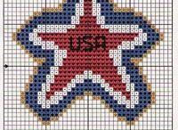 Cross stitch patterns / by Melissa Fargo