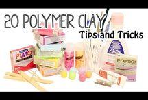polimer clay hakkında