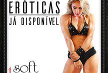 Fantasias Eróticas / Painel com todos os modelos das fantasias de fabricação própria Soft Love http://softlove.com.br/pt/fantasias/