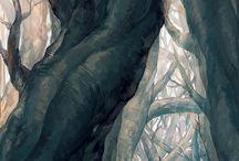 trees ilust