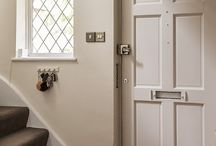 Doors by House Partnership / Find inspiration in these charming home door designs.